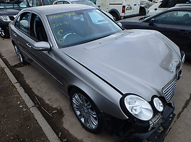 Mercedes-Benz E 270 W211 2005 m. dalys