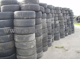 Bridgestone Michelin, Dunlop, kt R17 vasarinės  padangos lengviesiems