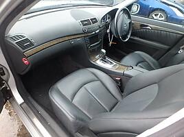 Mercedes-Benz E 320 W211 2005 m. dalys
