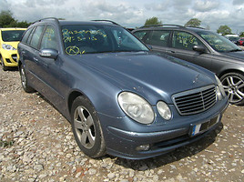 Mercedes-Benz E 320 W211  Wagon
