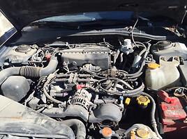 Subaru Outback II 2,5 Automatic 2002 m dalys