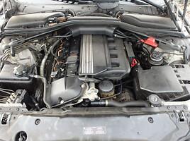 Bmw 525 E60 2004 m. dalys
