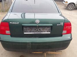 Volkswagen Passat B5 4 motion, 2000y.