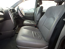 Chrysler Grand Voyager IV, 2007m.