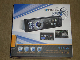 Soundstream sdr-342  yra kitu!