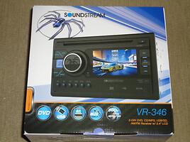 Мультимедия  Soundstream sdr-342  yra kitu!