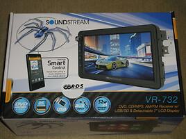 Multimedia  Soundstream sdr-342  yra kitu!