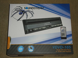 Multimedia  Soundstream sdr-342  yra kitu!