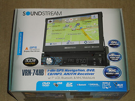 DVD grotuvas Soundstream dvdv-165