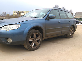 Subaru Outback III 2006 m. dalys
