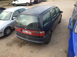 Ford Galaxy MK1 1997 m. dalys