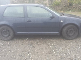 Volkswagen Golf 2002 г запчясти