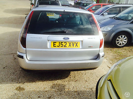 Ford Mondeo 2004 m dalys
