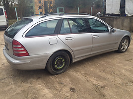Mercedes-Benz C 220 W203 AVANTGARDE 2004 m dalys