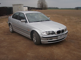 BMW 323 E46  Sedanas