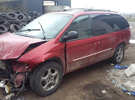 Chrysler Grand Voyager III 2002 y. parts