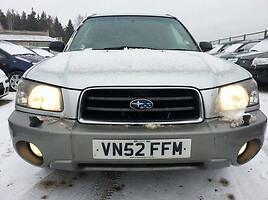 Subaru Forester II, 2003m.