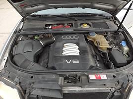 Audi A6 C5 2.4 VARIATOR 2001 m. dalys
