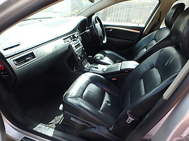 Volvo S80 II 2007 m. dalys