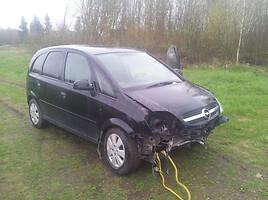 Opel Meriva I Z16SE Vienatūris