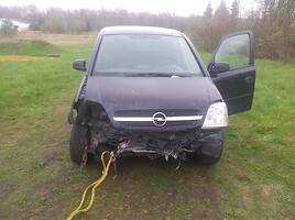 Opel Meriva I Z16SE 2003 m. dalys