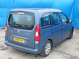 Citroen Berlingo II 2010 y. parts