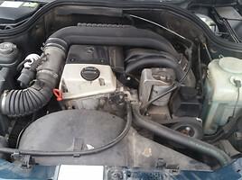 Mercedes-Benz C 220 W202 2.2 dyzelis 70 kw 1998 m. dalys