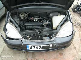 Mercedes-Benz A 170 W168 2001 m. dalys