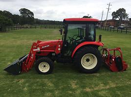 Tractor Branson  4125CX,5025C, 6225C 2017 y.