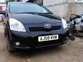 Toyota Corolla Verso 2008 m. dalys
