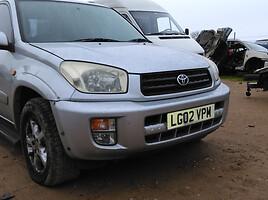 Toyota Rav4 I 1998 m dalys