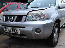 Nissan X-Trail I 2003 y. parts