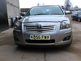 Toyota Avensis II 2008 y. parts