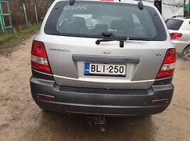 Kia Sorento I EX 2,5 CRDI 2004 m dalys