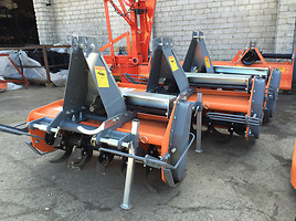Sodo ir parko technika AGMA TL-HTL 2016 m.