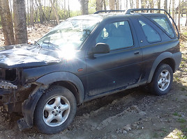 Land Rover Freelander I Coupe 2002