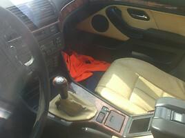 Bmw 525 E39 1999 m. dalys