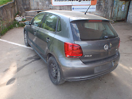Volkswagen Polo V CFW 2012 m. dalys