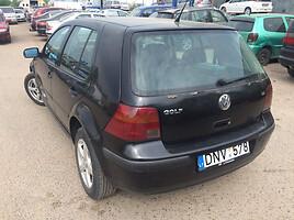 Volkswagen Golf III 1998 m. dalys