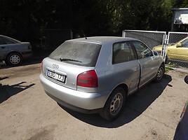 Audi A3 8L 1.6   74kw 1998 m. dalys