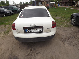 Audi A6 C5 1.8automat turbo110k 1999 m. dalys