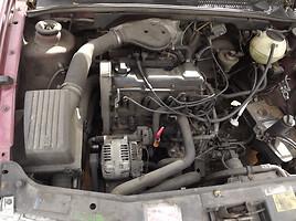 Volkswagen Golf III 1.8 MONO66KW 1993 m. dalys
