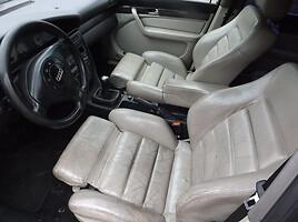 Audi A6 C4 2.5 85KW ODA 1996 m. dalys