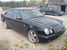 Mercedes-Benz E Klasė 1998 m dalys