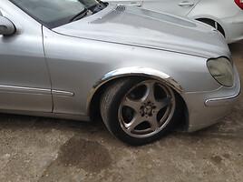 Mercedes-Benz S 320 W220 2001 m. dalys