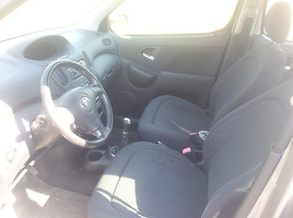Toyota Yaris Verso Europa D4D, 2005y.