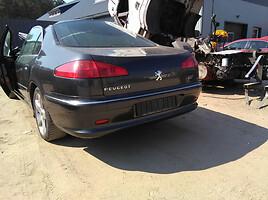 Peugeot 607 2005 m. dalys