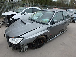 Subaru Impreza GD STI Type UK, 2007m.