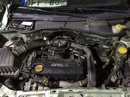 Opel Corsa C DI Hečbekas