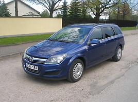 Opel Astra III Universalas 2010 m.